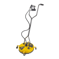 """20"""" Whirl-A-Way Surface Cleaner w/ Casters, MAX 8GPM, 4000 PSI"""